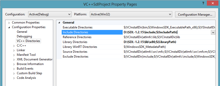 sdl the application was unable to start correctly