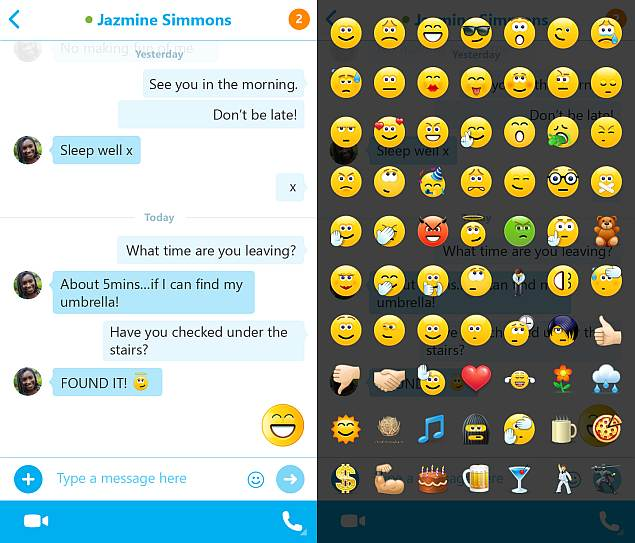skype mobile application download for android