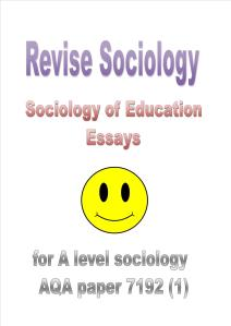 soc 2070 thoery application notes