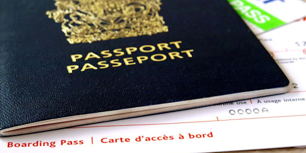 what is checked in passport application canada