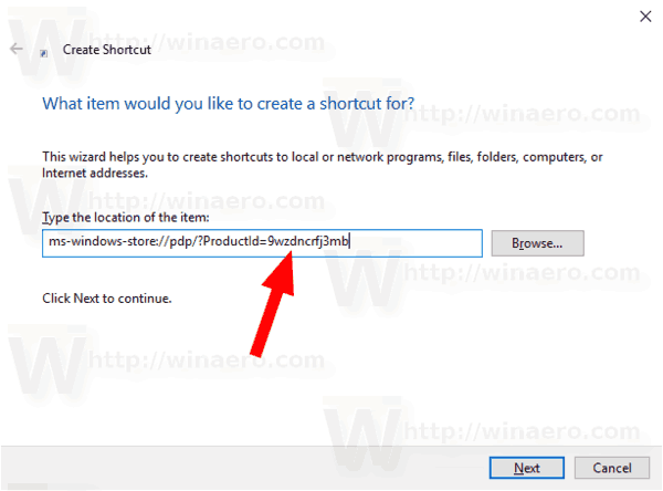 windows assign hotkey to application