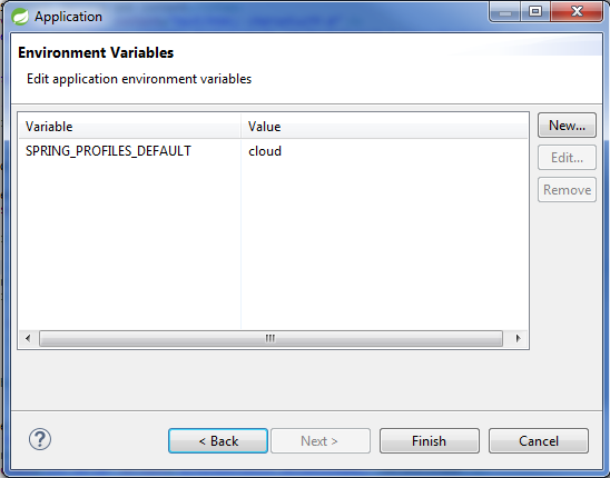 check the status of my heap application