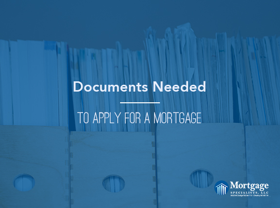 documents required for mortgage application uk