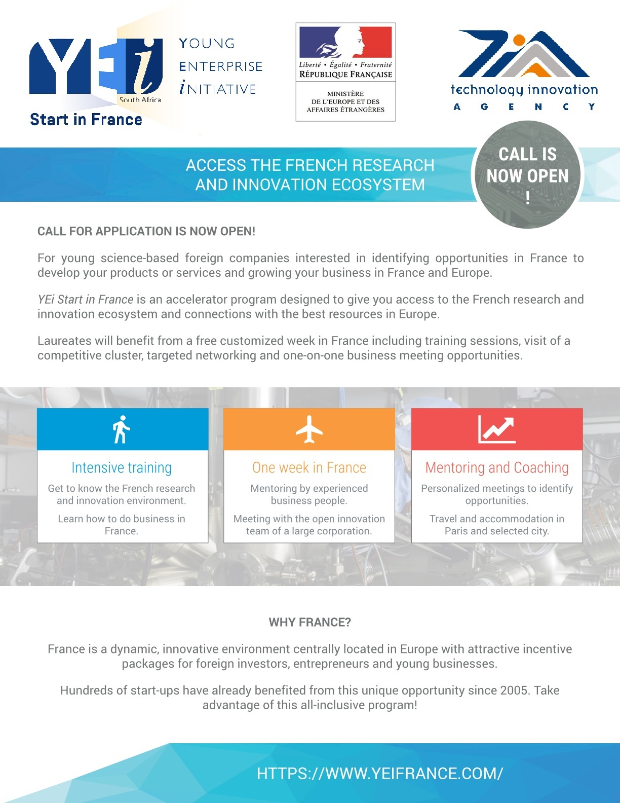 free call to france application