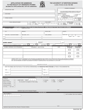 mail application for permanent residence canada