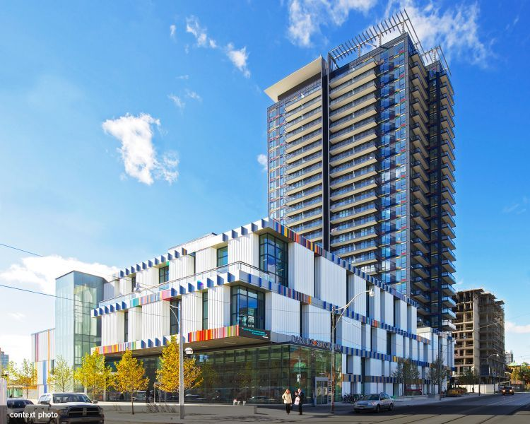 metro toronto rent geared to income housing application